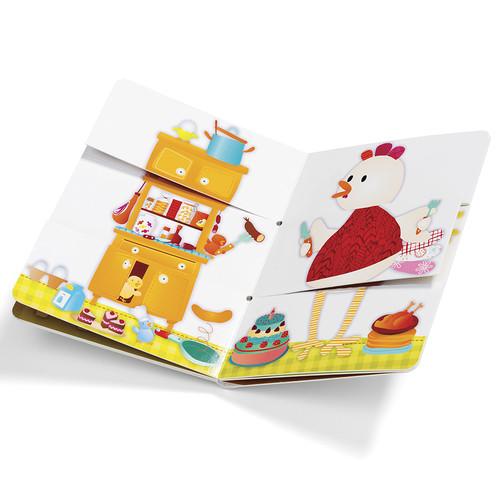 Детская книга Lilliputiens Цирк  (арт. 86446)