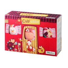 Детские кубики Lilliputiens Ферма - Детские кубики Lilliputiens  (арт. 86411)