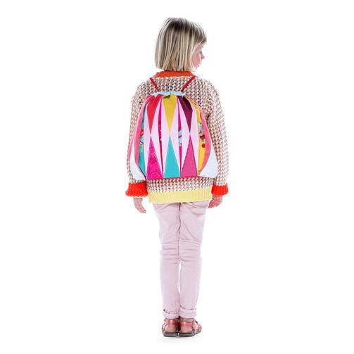 Детский рюкзак-мешок Lilliputiens Цирк  (арт. 86629)