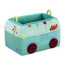 Ящик для игрушек Lilliputiens собачка Джеф - Ящик для игрушек Lilliputiens  (арт. 86381)