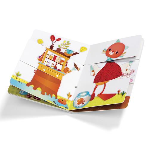 Детская книга Lilliputiens Ферма  (арт. 86444)