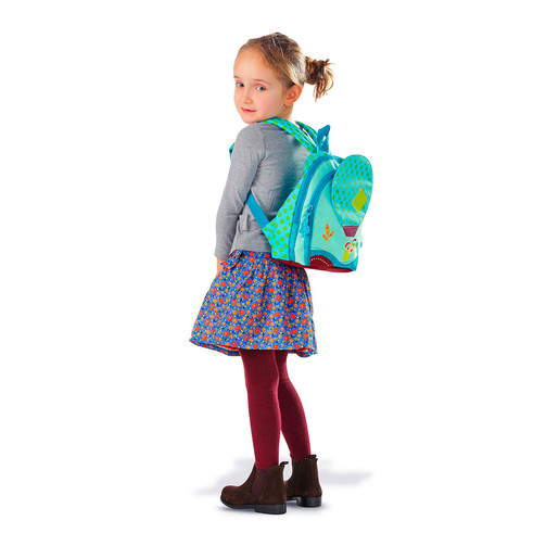 Детский рюкзак Lilliputiens собачка Джеф  (арт. 86355)