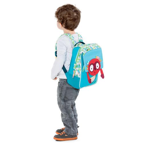 Дошкільний рюкзак Lilliputiens лемур Джордж  (арт. 86897)