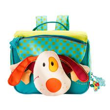 Дошкольный рюкзак Lilliputiens собачка Джеф - Дошкольный рюкзак Lilliputiens  (арт. 86357)