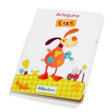 "Картонная книга ""Ферма""  (арт. 86444)"