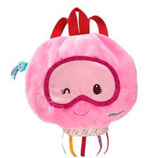 Мягкий детский рюкзак Lilliputiens медуза Амели - Мягкий детский рюкзак Lilliputien  (арт. 86639)