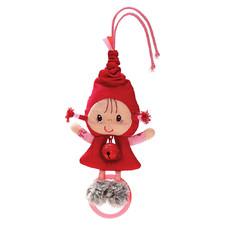 Игрушка на коляску с колокольчиком Lilliputiens Красная шапочка - Игрушка на коляску с колокольчиком Lilliputiens  (арт. 86856)