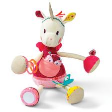 Развивающая игрушка Lilliputiensе единорог Луиза - Развивающая игрушка Lilliputiensе  (арт. 86779)