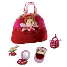 Детская сумочка с аксессуарами Lilliputiens фея Лиза - Детская сумочка с аксессуарами Lilliputiens  (арт. 86090)