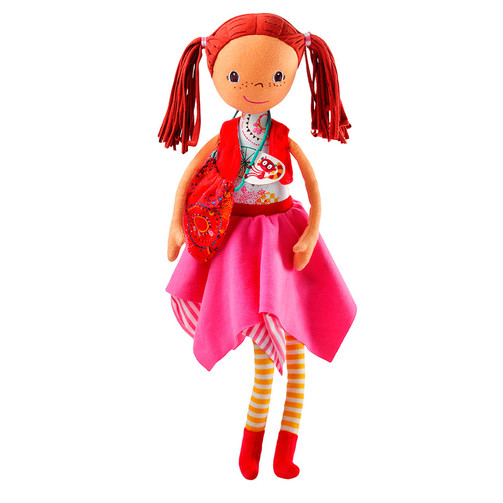Большая кукла Lilliputiens Ольга  (арт. 86528)