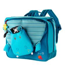 бегемотик Арнольд - Дошкольный рюкзак  (арт. 86174)