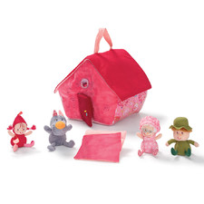 Игровой набор Lilliputiens Красная Шапочка - Игровой набор Lilliputiens  (арт. 86864)