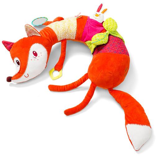 Подушка-игрушка Lilliputiens лисичка Алиса  (арт. 86608)