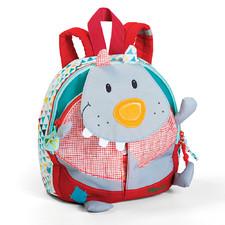 Детский рюкзак Lilliputiens волк Николас - Детский рюкзак Lilliputiens  (арт. 86776)