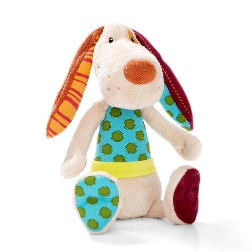 Мягкая игрушка Lilliputiens собачка Джеф  (арт. 86820)