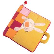Мягкая книга Lilliputiens Спокойной ночи, маленький кролик - Мягкая книга Lilliputiens  (арт. 86123)