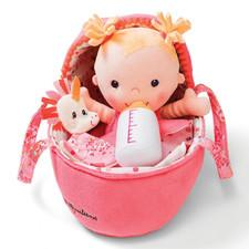 Кукла Lilliputiens с единорогом Луизой - Кукла Lilliputiens  (арт. 86741)