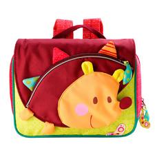 Дошкольный рюкзак Lilliputiens ежик Симон - Дошкольный рюкзак Lilliputiens   (арт. 86351)