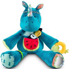 Развивающая игрушка Lilliputiens носорог Мариус - Развивающая игрушка Lilliputiens  (арт. 83055)