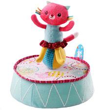 Музыкальная игрушка Lilliputiens кошечка Колетт - Музыкальная игрушка Lilliputiens  (арт. 86526)