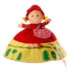 Красная шапочка - Двусторонняя игрушка-сказка  (арт. 86158)