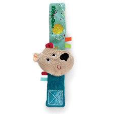 Погремушка-браслет Lilliputiens медведь Цезарь - Погремушка-браслет Lilliputiens  (арт. 86871)