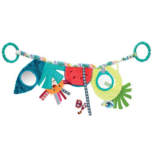 Іграшка на коляску Lilliputiens Джунглі  (арт. 83017)