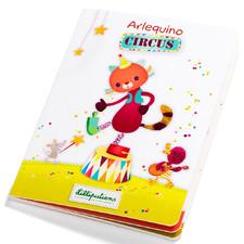 Детская книга Lilliputiens Цирк - Детская книга Lilliputiens  (арт. 86446)