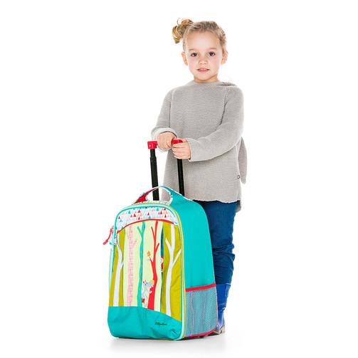 Детский чемодан Lilliputiens Лес  (арт. 86807)
