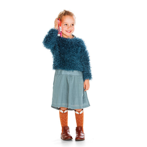 Детский телефон Lilliputiens лисичка Алиса  (арт. 86797)