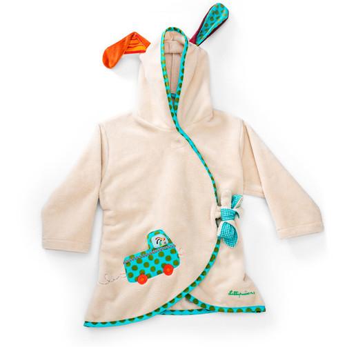 Детский халат Lilliputiens собачка Джеф  (арт. 86793)