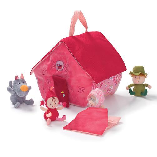 Игровой набор Lilliputiens Красная Шапочка  (арт. 86864)