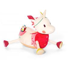 Большая развивающая игрушка Lilliputiens единорог Луиза - Большая развивающая игрушка Lilliputiens  (арт. 86742)