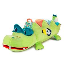 Большая развивающая игрушка Lilliputiens крокодил Анатоль