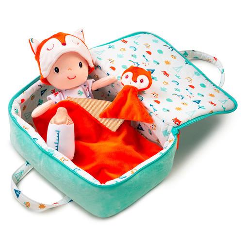 Кукла Lilliputiens Алекс в чемодане  (арт. 83093)