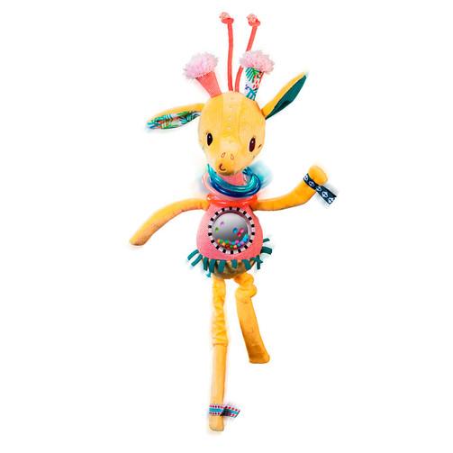 Іграшка на коляску Lilliputiens жирафка Зіа  (арт. 83078)