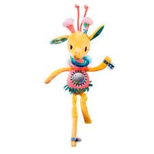 Іграшка на коляску Lilliputiens жирафка Зіа