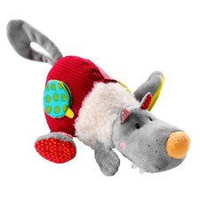 волк Николас - Развивающая игрушка   (арт. 86523)