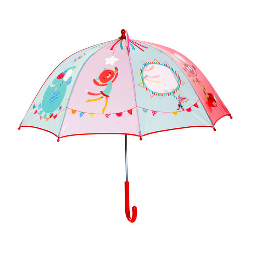 Детский зонт Lilliputiens Цирк  (арт. 86802)